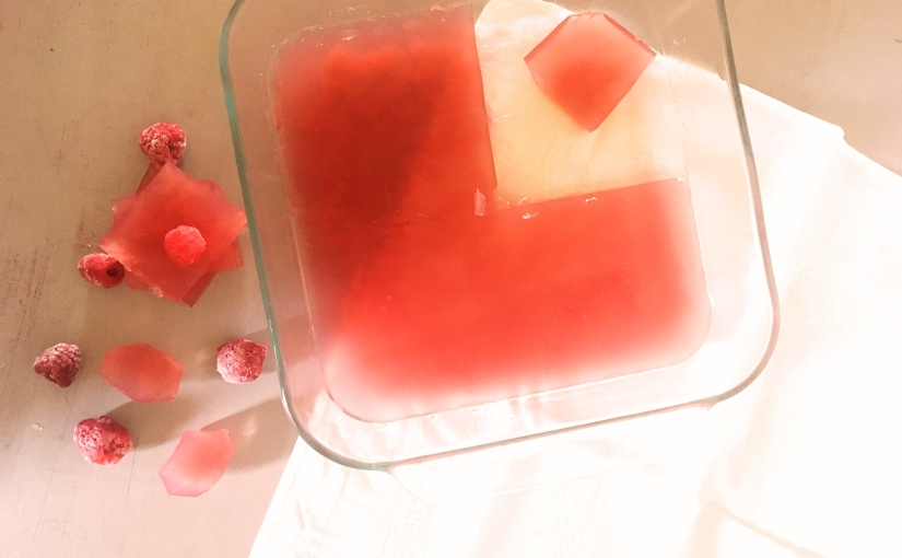 Berry Watermelon Jigglers