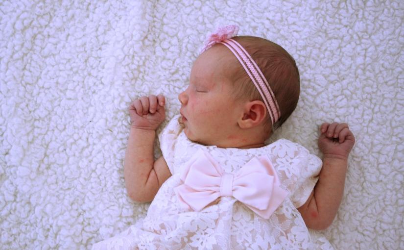 Selah's Birth Story